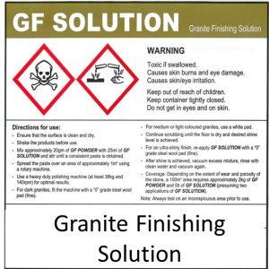 GF POWDER & GF SOLUTION