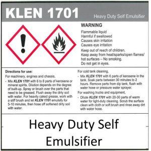 KLEN 1701