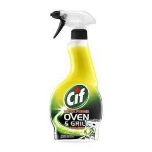 CIF OVEN & GRILL CLEANER
