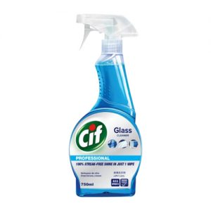 CIF PROFESSIONAL WINDOW & GLASS SPRAY CLEANER