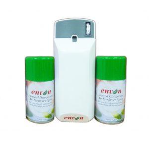ENVON METERED AIR FRESHENER (FOREST GREEN)