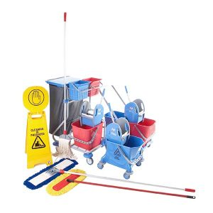 KLEANWAY MOPPING BUCKETS