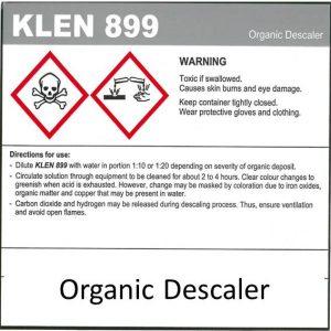 KLEN 899