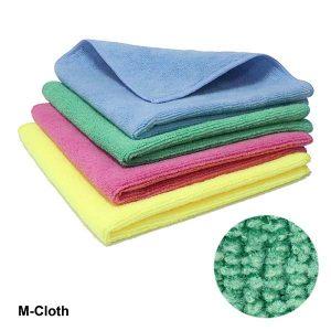 MICROFIBRE CLOTHS AND MOPS