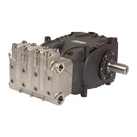 Interpump & Pratissoli High Pressure Pumps