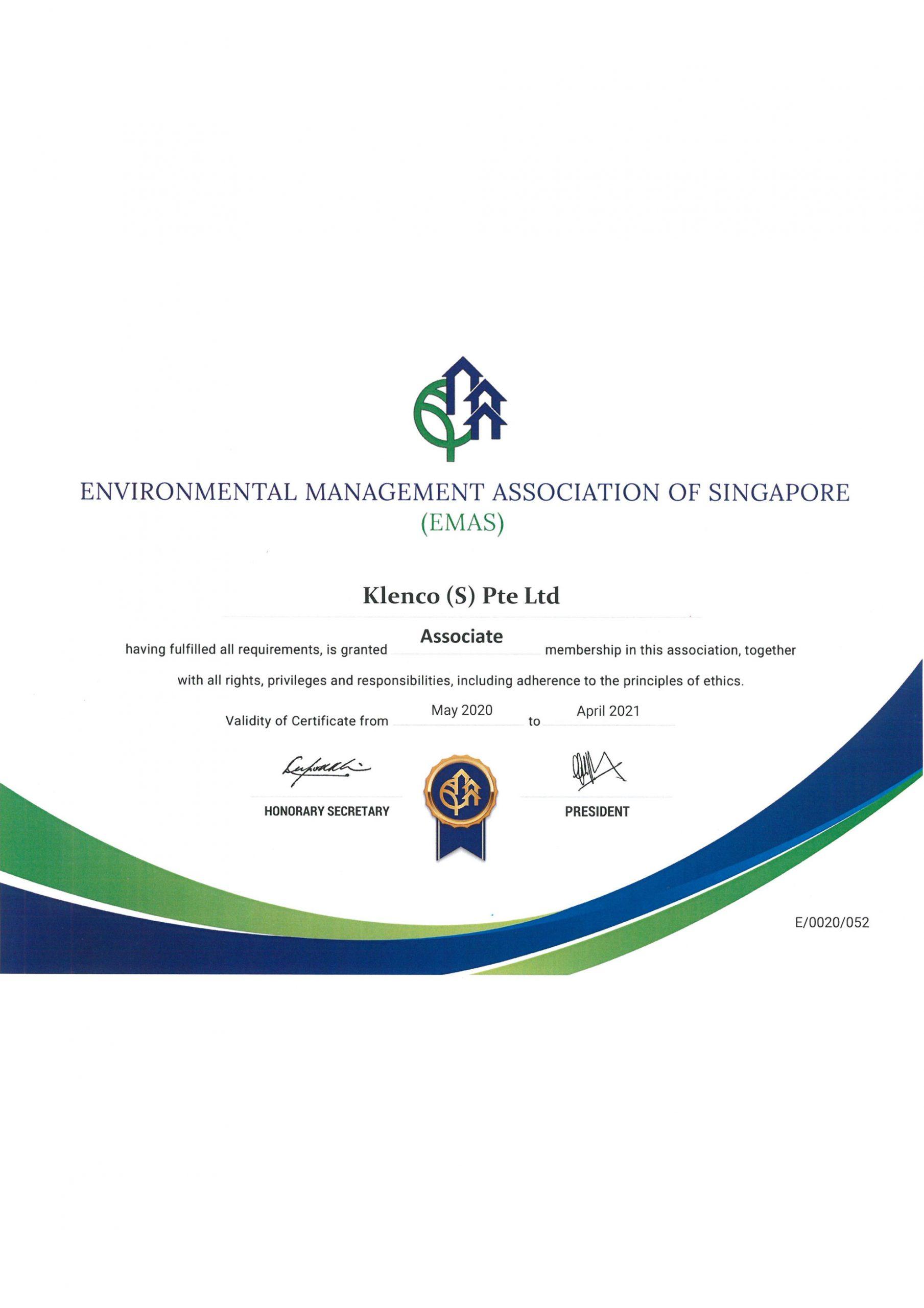 EMAS-Associate-Cert-2020-2021